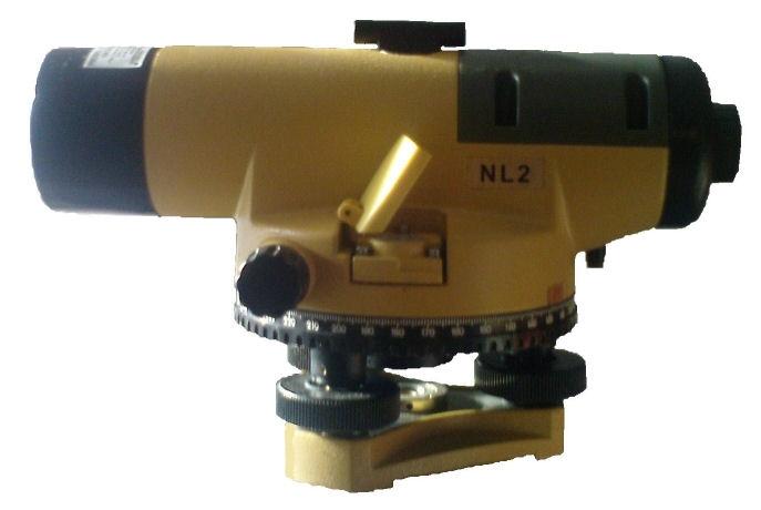 Kalibrace nivelační přístroj