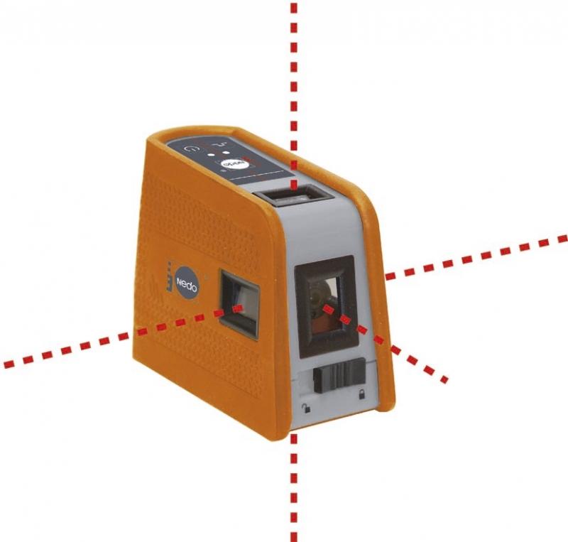 Křížový laser X-Liner 5P
