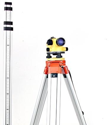 Sada nivelační přístroj NL 26 + stativ + nivelační lať