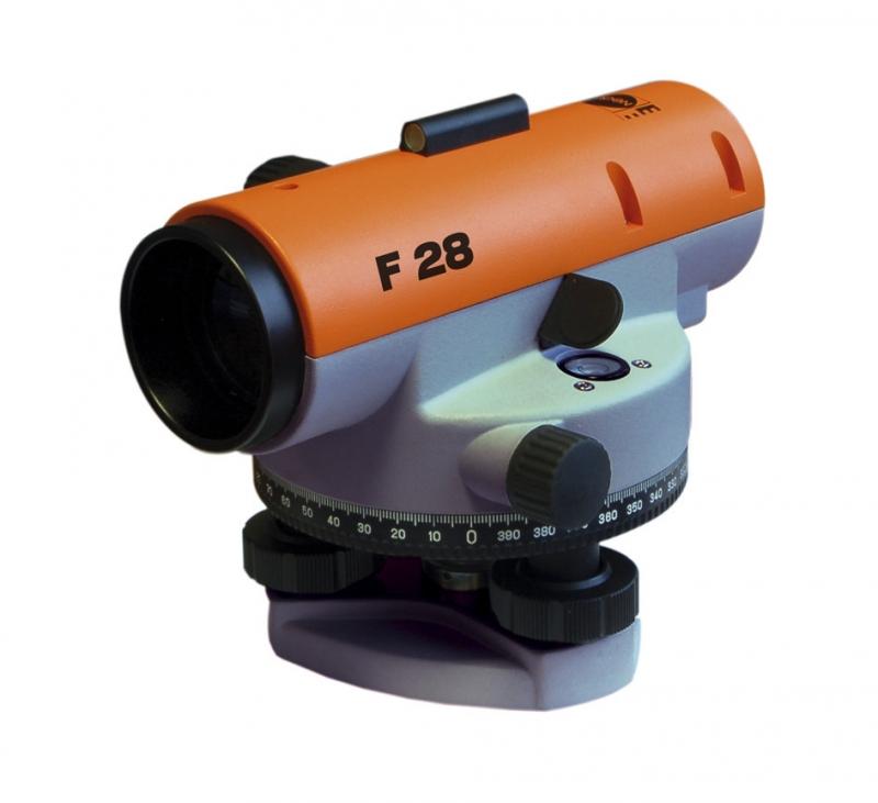 Kvalitní nivelační přístroj NEDO F28